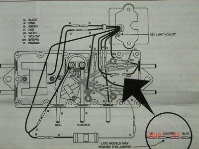 super jet - wiring diagram | x-h2o  x-h2o